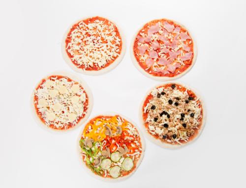 ¡Descubre nuestras magníficas pizzas artesanales!